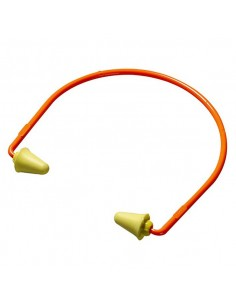 PELTOR EAR PLUGS BANDED MULTIPOSITION