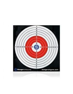 Stoeger Targets 14x14 cm - 100 Pz.