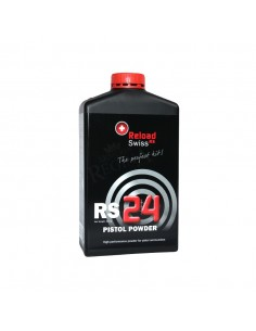 Reload Swiss RS24 - Confezione 500 gr