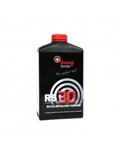 Reload Swiss RS30 - Confezion 500 gr