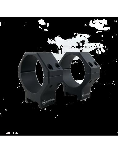 CONTESSA LIGHT PICATINNY RINGS D.34mm BLACK