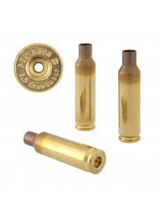 PETERSON BRASS CASES CAL. 6,5 CREEDMOOR FAT NECK 50 PZ.