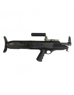 High Standard 10 Serie B Police Short Gun Cal. 12
