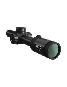 GECO GOLD SCOPE 1-6X24i German 4DOT ILLUMINATO