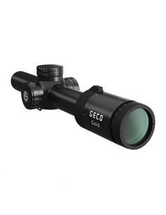 GECO GOLD SCOPE 2,5-15X56i German 4DOT ILLUMINATO