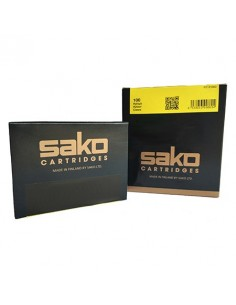 Bossoli Sako cal. 8x57 JRS conf. 100pz.