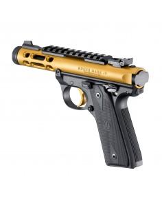 Ruger Mark IV 22 / 45 Lite Cal. 22 LR Gold