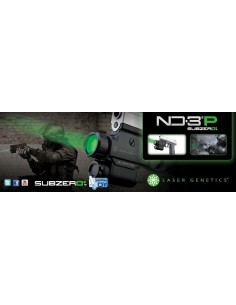 Laser Genetics ND 3P SubZero Light Adjustable