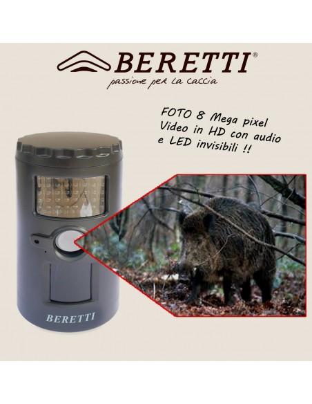 Beretti Fototrappola GLS 3000 8MP HD
