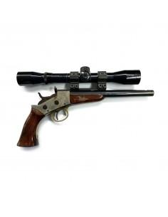 Uberti Rolling Block 1871 Target Cal. 357 Magnum