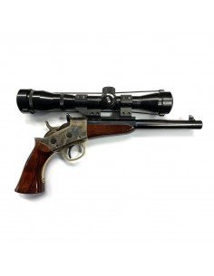Uberti Rolling Block 1871 Target Cal. 22 Magnum