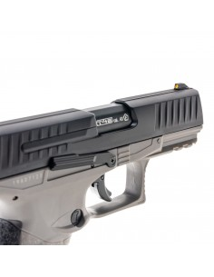 "WALTHER T4E PPQ GREY .43"" CO2"
