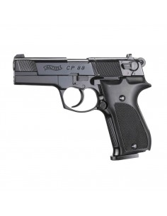 "UMAREX WALTHER CP 88 Cal. 4,5mm 4"" Nera"