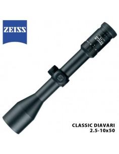 ZEISS CLASSIC DIAVARI-M 2.5-10X50T RETICOLO 4