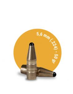FOX BULLETS CLASSIC HUNTER 5,6 MM (.224) 50 gr 50pz