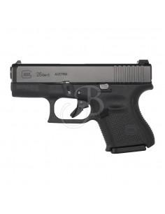 Glock 26 5° Gen. Cal. 9x21