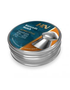 H&N DIABOLO BARRACUDA MATCH 4,51 MM 0.69 G