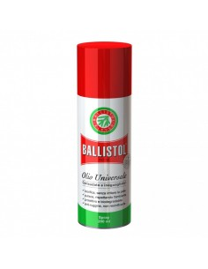 BALLISTOL OLIO SPRAY UNIVERSALE 200ML