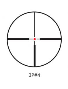 BURRIS FOUR Xe 3-12x56 ILL. 3P-4 BLACK