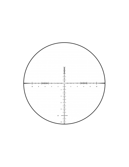 BURRIS CANNOCCHIALE 5-25X50 SCR MIL BLACK