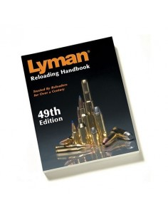 LYMAN RELOADING MANUAL 49th EDITION