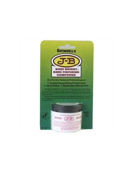 BROWNELLS JB BORE BRIGHT CLEAN COMPOUND