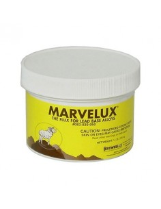Marvelux - The Flux for Lead Base Alloys