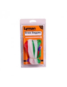 LYMAN TURBO TUMBLER BRASS BAGGIES