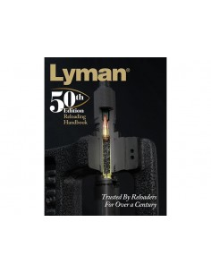 LYMAN 50TH EDITION RELOADING BOOK