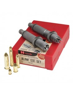 HORNADY BLANK CARTRIDGE DIE SET, 22-45c