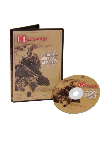 HORNADY DVD RELOADING AND BULLET ACC.