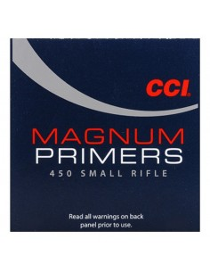 CCI 450 Small Rifle Magnum Primers 1000 Box