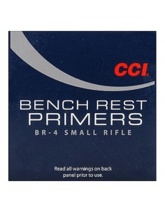 CCI Small Rifle Primers BR-4 1000 Box