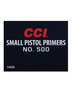 CCI 500 Small Pistol Primers 1000 Box