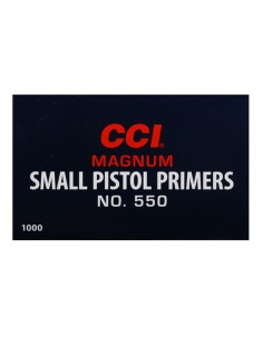 CCI 550 Small Pistol Mag Primers 1000 Box