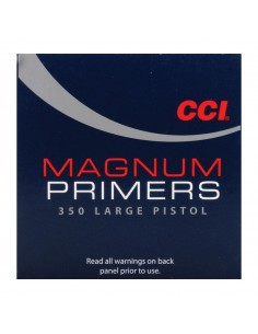 CCI 350 Large Pistol Primers 1000 Box