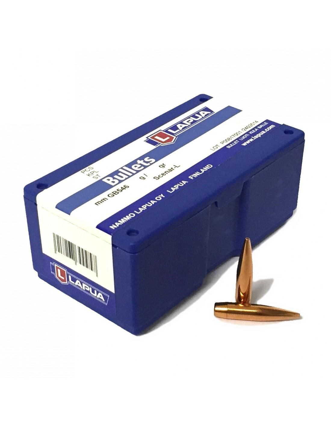 Lapua Scenar L Palle C 7mm 180gr 100PZ
