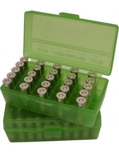 MTM Case Gard P50-45 10mm-45ACP REDCLEAR