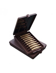 MTM Rifle Ammo Wallet Brown W9SM