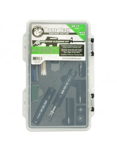 BORE TECH AR-15 RECEIVER CLEANING KIT