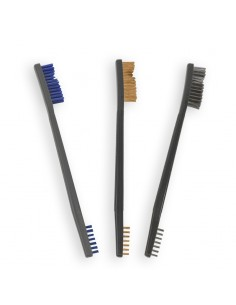 BORE TECH DOUBLE ENDED GUN BRUSH