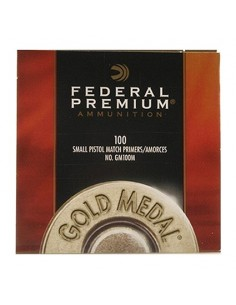Federal SMALL PISTOL Match 1000Pz
