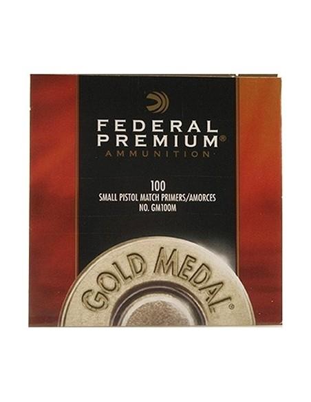 Federal Small Pistol Match 1000Pz