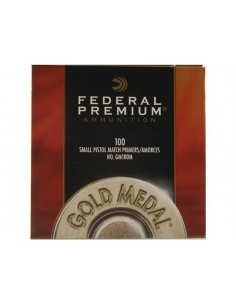 Federal SMALL PISTOL MAGNUM Match 1000Pz
