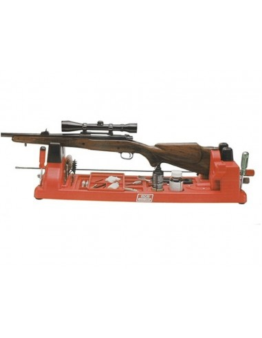 GUN VISE & CLEANING