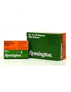 REMINGTON 1,5 Small Pistol Primers 100 b