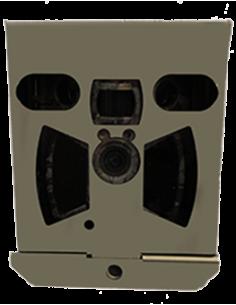 Contenitore Antifurto Acciaio per HD/MMS