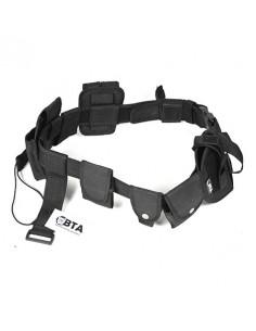 Cinturone Tattico Cordura Porta 8 Acces.