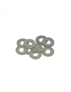 Skip's Seater Die Shims (25 to 30 cal)