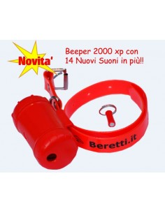 Beeper 2000 XP Base - Collare Arancio